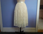 Custom Bridesmaid Skirt