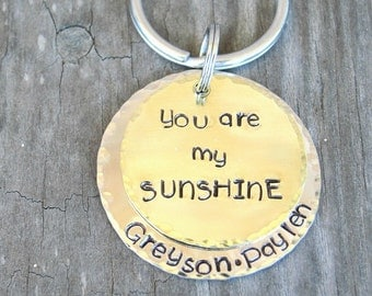 You Are My Sunshine - Personalized Gift - Mother's Gift - Gift for Mom - Grandma Gift- Godmother Gift - Aunt Gift