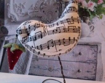 Anniversary Music Love Bird  Rue23paris  We will ship Internationally