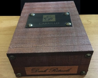 Treasure Keeper © - Cigar Box repurposed!