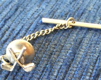 Golfing Tie Button / Lapel Pin c1950