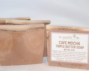 Cafe Mocha Soap