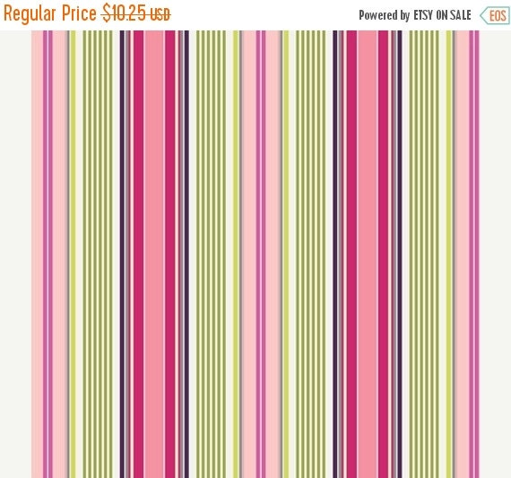 ON SALE - Poetica - Spirited Verse in Candy (POE-706) - Art Gallery Fabrics - 1 yard