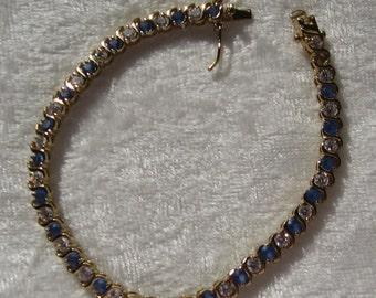 Lovely Tennis Bracelet