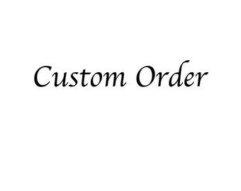 Custom order for koryshrum