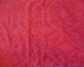 Vintage Pinks Print Bath Towel By Fashion Manor,  All Cotton Towel