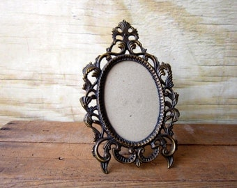 Ornate Table Top Frame