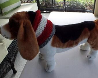 Dog Neck Warmer SALE Large Merino Wool