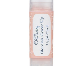 Light Cool Blemish Concealer Coverup / Light Cool Blemish Coverup / Acne, Rosacea, Pimples