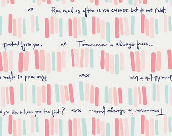 Paperie Quoted by Amy Sinibaldi for Art Gallery Fabrics