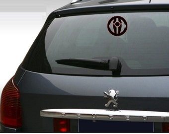 Revanchist Sith Star Wars - Car decal
