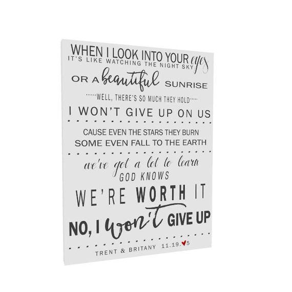 Jason Mraz Wedding Songs: Jason Mraz I Won't Give Up Wedding Song Lyrics