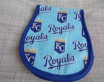 Kansas City Royals Burp Cloth