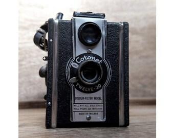 Vintage Camera Coronet Twelve-20 1950s