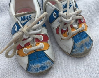 80s NIKE childrens shoes