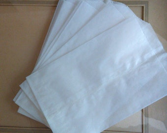 11.5 x 12 inch Glassine Bags ,25 bags can be used for  8x10 photography prints
