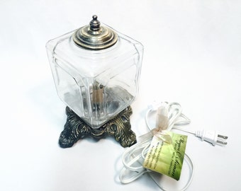 Night Light Porch Light Glass Accent Lamp FREE SHIPPING