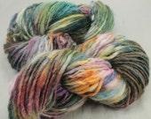 Handspun yarn from my East Frisean milk sheep - 10 oz, 220 yards