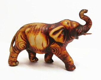 Plastic Toy Elephant, Unique Miniature Toy Elephant