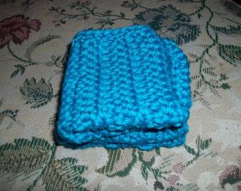 Bright Blue Dishclothes/Washclothes