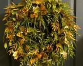 Fall Wreath , Autumn Wreath , Outdoor Wreath , Rustic Wreath , Woodland Wreath , Wreath , Front door Wreath , Enchanted Forest