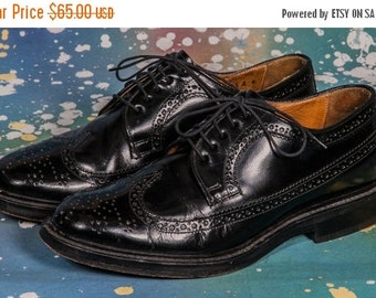 30% OFF Maraolo Men's WING TIP Dress Shoes Size 7 .5