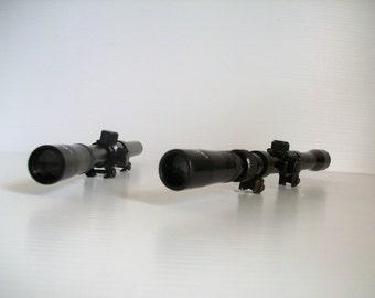 vintage rifle scope . hunting scope . vintage rifle mount . rustic hunting decor vintage rifle accessories vintage gun scope . Daisy . Tasco