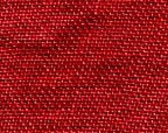 AZTEC RED 30 ct. hand-dyed cross stitch linen fabric count Weeks Dye Works WDW at thecottageneedle.com hand embroidery