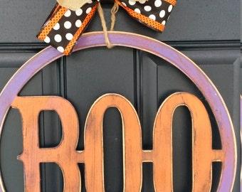 Halloween door decor, Fall door decor, door decor