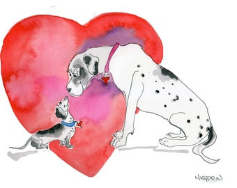 Valentine's Day Puppy Love!