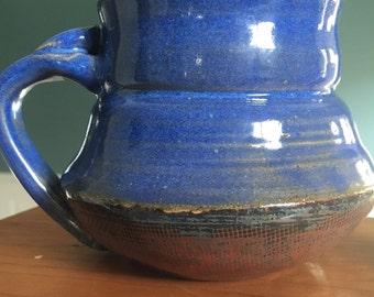 Large coffee lovers mug or beerstein