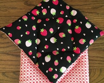 Pooch Pad American Girl doll pets:  strawberry