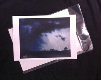 Strike - A4 Print