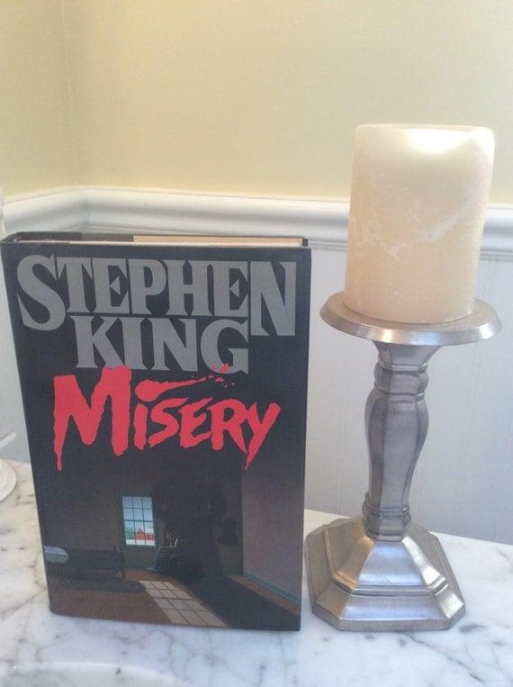 Book Safe Hidden Jewelry Box Secret Storage Stephen King Misery