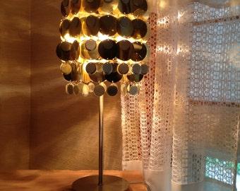 Groovie Disc Accent Lamp