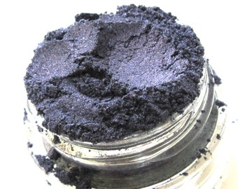 Natural Mineral Eyeshadow | Vegan Eyeshadow | Cruelty Free Eyeshadow | Mineral Makeup | Natural Makeup | Sapphire