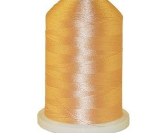 Flesh - Embroidery Thread - Polyseda Iris - Polyester Embroidery Thread - 5500 Yards Spool