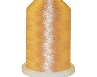 Flesh - Embroidery Thread - Polyseda Iris - Polyester Embroidery Thread - 5500 Yards Spool