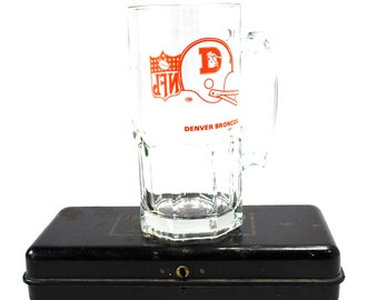 Vintage Denver Broncos Beer Stain 80's