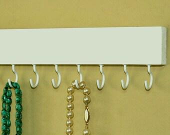 Jewelry Holder Wall. Jewelry Organizer.  Baby Headband Holder