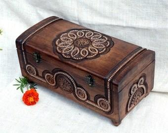 Personalized jewelry box Ring box Wooden box wood box Jewellery box Wedding gifts Wood ring boxes Wooden boxes Wood boxes Jewelry boxes B13