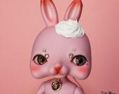 Tokissi / Tokissidoll / bunny / rabbit / sweet / pink / cream / gift