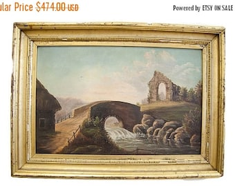 HAPPY SUMMER 10% OFF Clearance Landscape Oil Painting