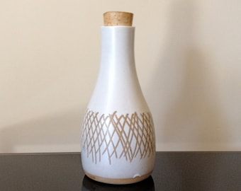 Martz Marshall Studios Carafe with Cork Stopper