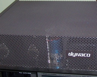 Vintage 1960's Dynaco ST120 Stereo Power Amp