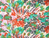 90346 Amy Butler SAAB014 Violette Meadow Blooms in Crush color Home Dec Fabric- 1 yard