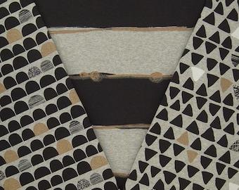 FOR YOU organic cotton elastane single jersey trio