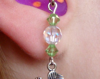 St.Patricks Day Charms OR Earrings