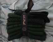 "Custom for Kathleen Primitive Gatherings Wool Stack 3 x Bundle 8 pieces of 6""x7"""