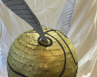 Golden Snitch Pinata - Large